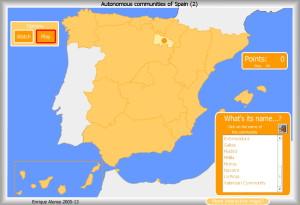 http://mapasinteractivos.didactalia.net/comunidad/mapasflashinteractivos/recurso/autonomous-communities-of-spain-whats-the-name-enr/e268eab0-3bc2-4ca6-8056-255534cb3a12